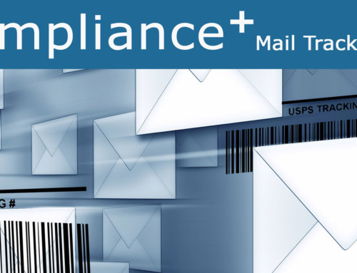 Compliance+ Mail Tracking