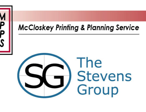McCloskey Printing & Planning Services Joins The Stevens Group